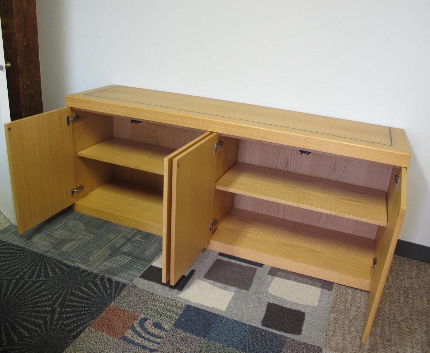 Indiana Furniture Company Large Credenza