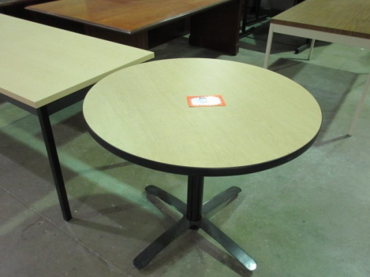 "Maple 36"" Round Table"