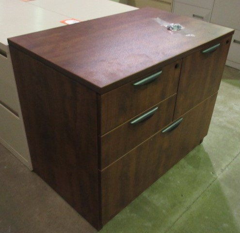 otg 36 dark cherry mixed storage unit jg 39 s old furniture systems