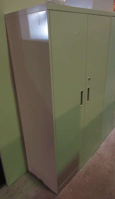 steelcase tan storage cabinet 65 tall locking jg 39 s