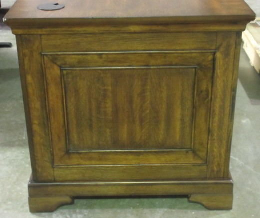 Aspen Home Traditional Double Pedestal Desk