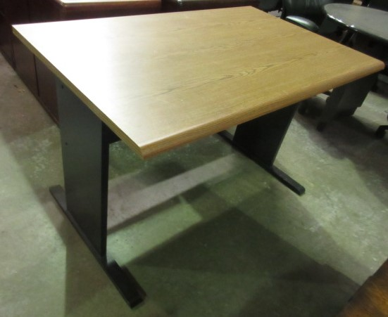 4' Oak Training Table