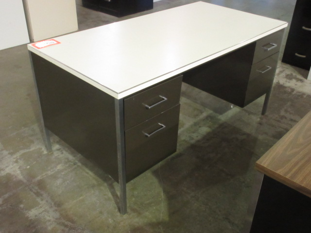 steelcase gray and black metal desk jg 39 s old furniture
