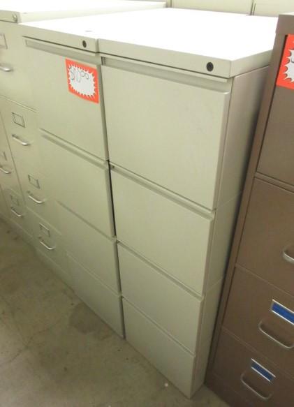 Vertical Files- 4 Drawer | JG's Old Furniture systems