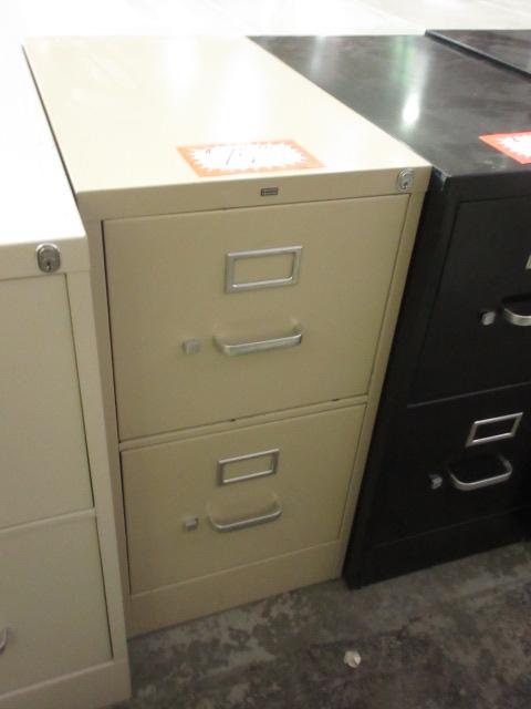 hon 2 drawer vertical file tan locking 25 x 15 x 29