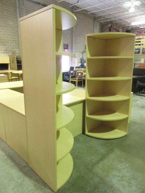 lacasse 72 tall corner bookcases maple jg 39 s old