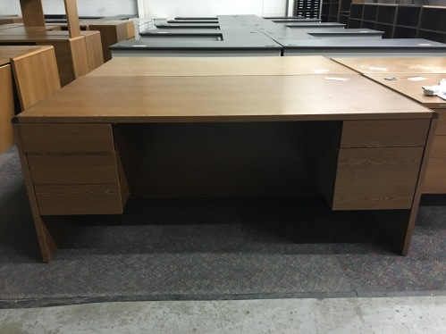 i office desks hutch l with used by hon toronto basyx new desk shaped